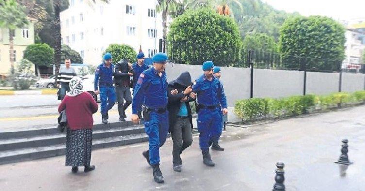 Kepçeli hırsızlığı jandarma önledi