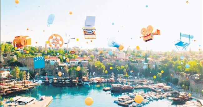 Sinemanın ışığı yeniden Antalya'dan yükseliyor