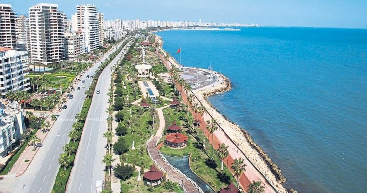 Ortadoğu'nun yeni metropolü