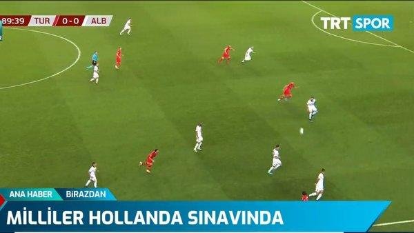 Türkiye Hollanda maçı CANLI İZLE! Dünya Kupası Elemeleri Türkiye Hollanda Milli Maç TRT 1 ile canlı izle