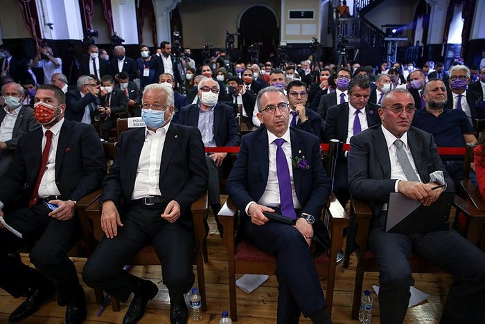 SON DAKİKA | Galatasaray'da yeni başkan belli oluyor! Galatasaray başkanı kim oldu? Burak Elmas... 13