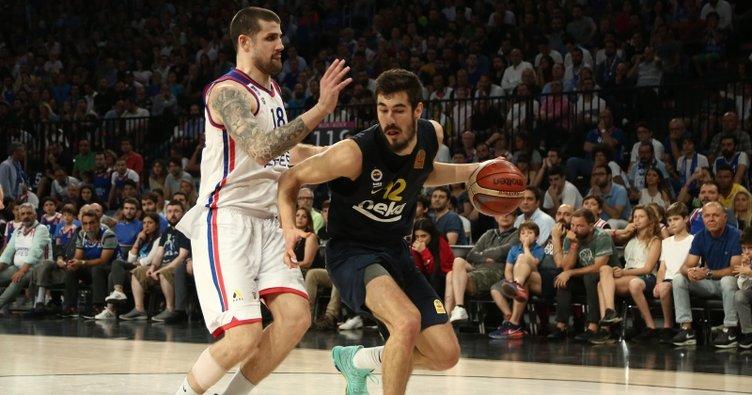 10 yıllık hasret sona erdi! Tahincioğlu Basketbol Süper Ligi'nde şampiyon Anadolu Efes