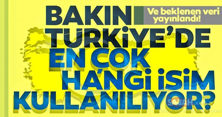 Türkiye'nin nüfus haritası çıkarıldı