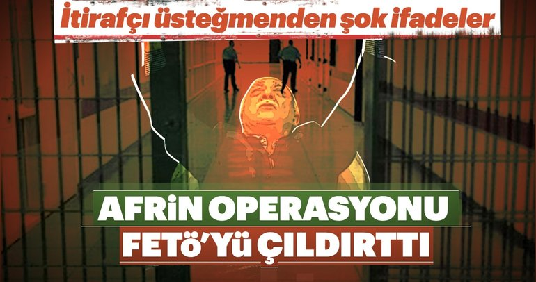 Son Dakika Haberi: Zeytin Dalı Harekâtı FETÖ'yü çıldırttı
