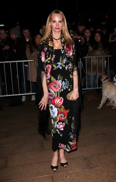 DOLCE Gabbana Alta Moda Show, önceki akşam New York'ta yapıldı