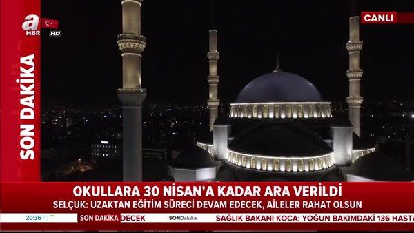 81 ilde dua sesleri... Diyanet İşleri Başkanı Erbaş koronavirüse yakalananların şifa bulması için dua etti | Video