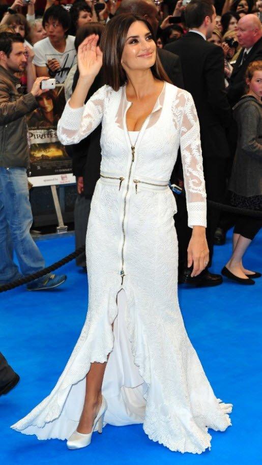 Dünden bugüne Penelope Cruz modası...