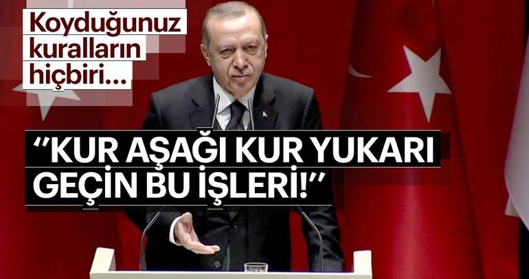 Son Dakika Haberi: Cumhurbaşkanı Erdoğan: 'Büyüme oranı milletimize moral verdi