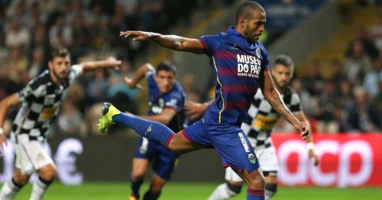 Galatasaraylı Marcao, Chaves'e galibiyetle veda etti