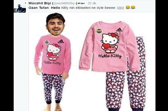Hello Kitty sponsor oldu sosyal medya yıkıldı!