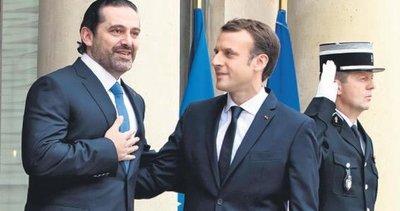 Hariri Paris'te