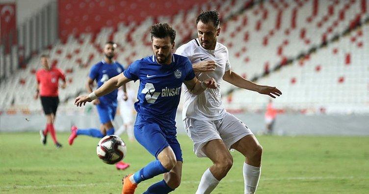 Tuzlaspor penaltı atışları sonunda TFF 1. Lig'de!