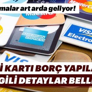 Ziraat Bankası kredi kartı borç yapılandırma fırsatı! Kredi kartı borç yapılandırması şartları