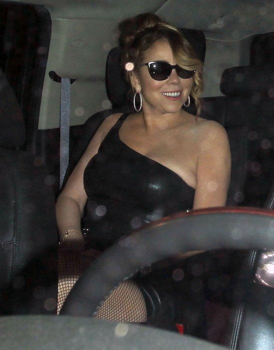 Mariah Carey'e tam koruma!