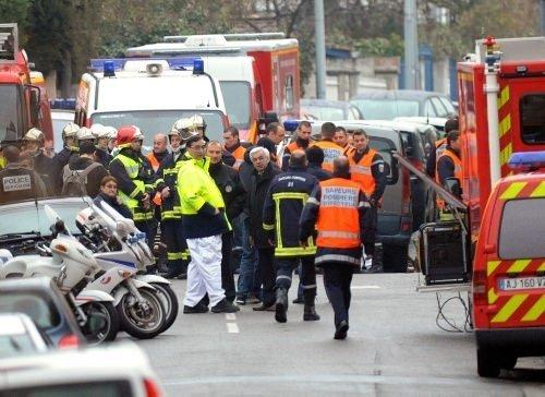 Fransa'da büyük operasyon