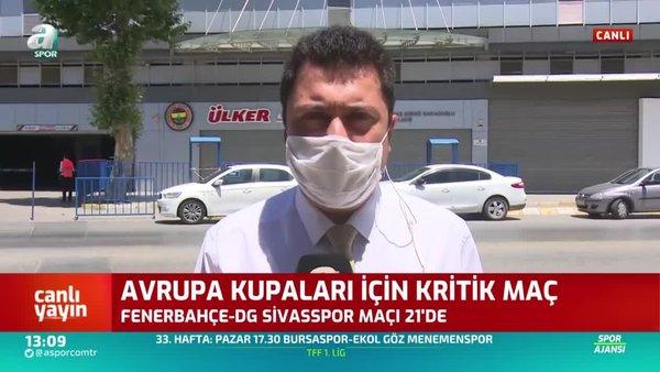 Fenerbahçe'de Ömer Faruk Beyaz ilk 11'e