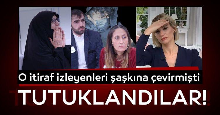 Türkiye'nin konuştuğu olaydan son dakika haberi: Esra Erol ortaya çıkartmıştı! O itiraf sonrası tutuklandılar...