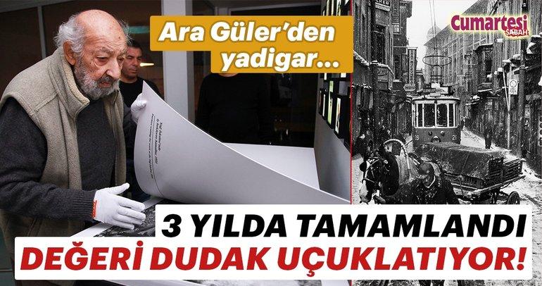 Ara Güler'den yadigar