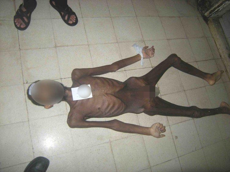 Suriye'de vahşetin yürek sızlatan belgeleri