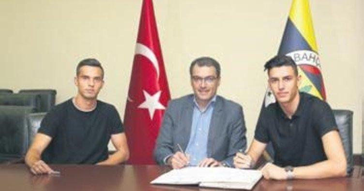 Fenerbahçe'ye gençlik ateşi