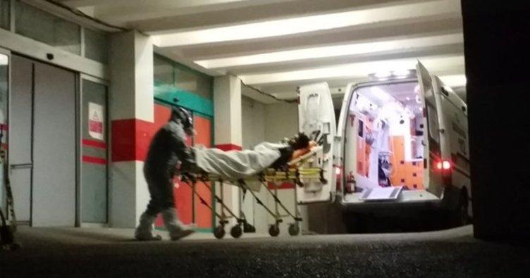 Son dakika haberi: Sultangazi Haseki Hastanesi'nde bulaşıcı hastalık karantinası