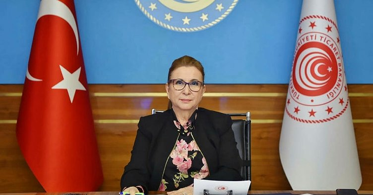 Ticaret Bakanı Ruhsar Pekcan'dan e-ticaret açıklaması: Yüzde 66 artış gösterdi...