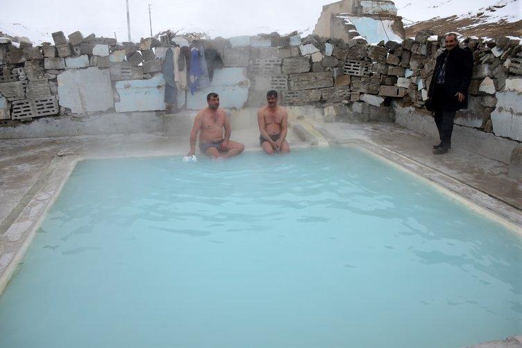 -20 derecede havuz keyfi