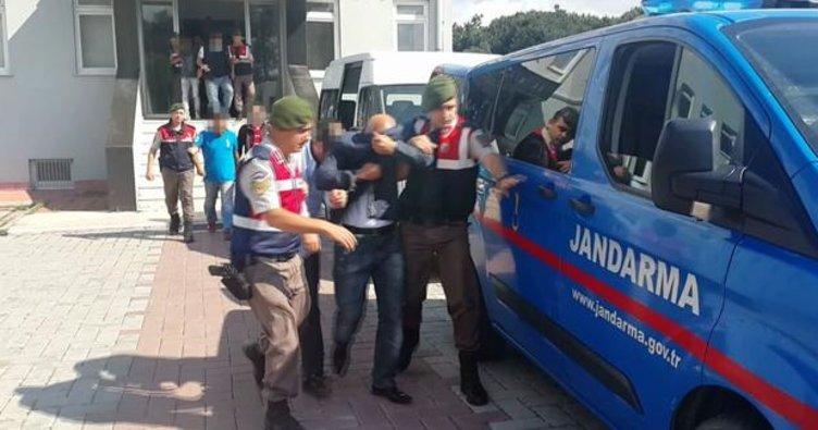 İstanbul'da sahte belge operasyonu: 30 tutuklu