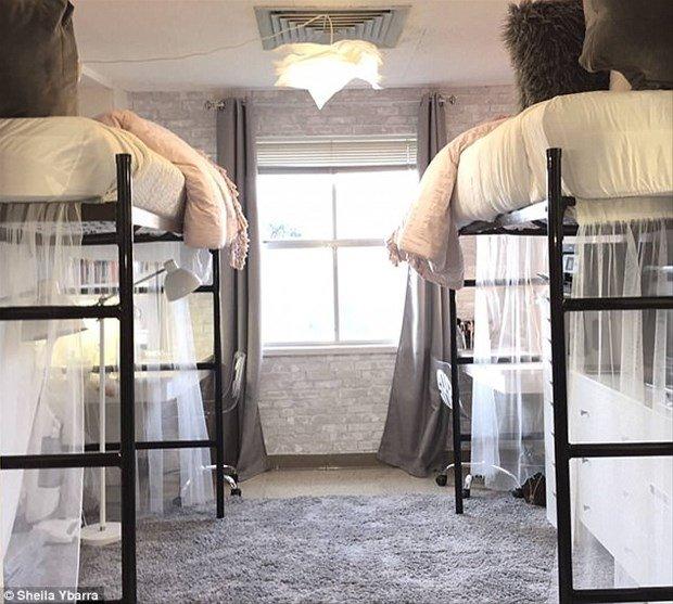 Yurt odasını yenilediler