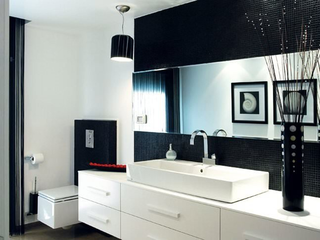 Here are the most popular bathroom models
