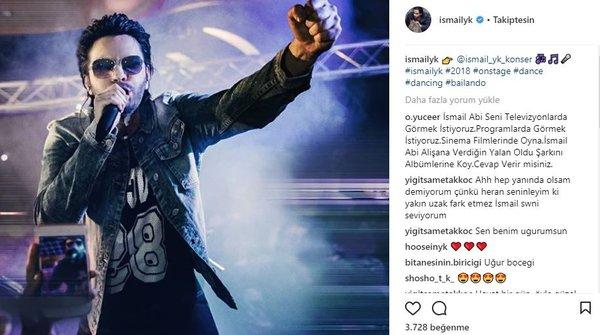 Ünlü isimlerin Instagram paylaşımları (25.01.2018)