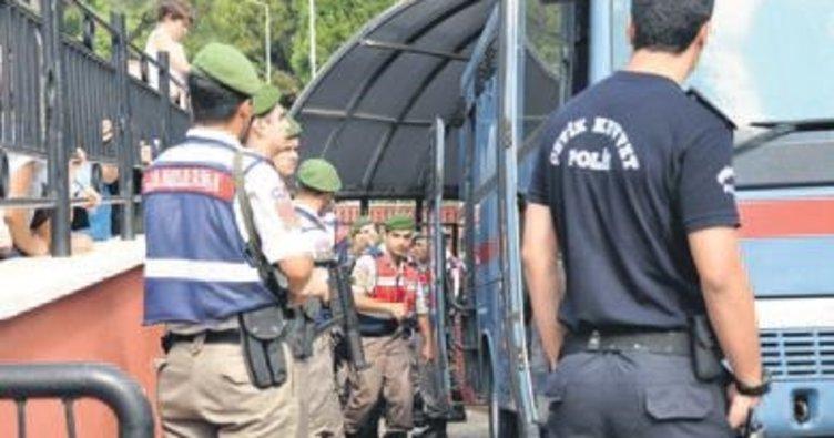 Bursa'da 7 teğmene FETÖ'den gözaltı...