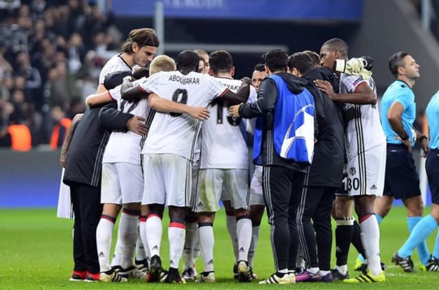 İşte Beşiktaş'ı 3-0'dan döndüren devre arası konuşması!