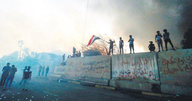 İran, Erbil'deki İKDP kampını vurdu