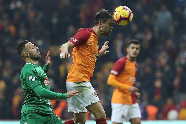 Son dakika: Galatasaray'da 4 ayrılık birden!