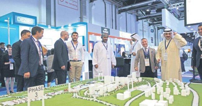 Artaş'ın 6 projesine Dubai'de büyük ilgi