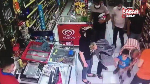 Soluk borusuna şeker kaçan çocuğu imam böyle kurtardı   Video