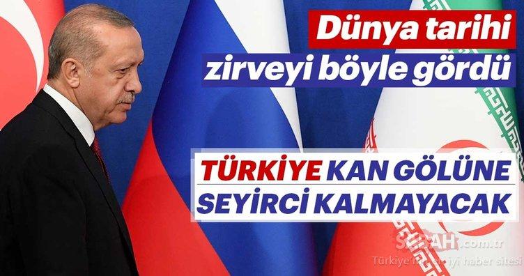 Türkiye'nin çağrısı Avrupa basınına böyle yansıdı
