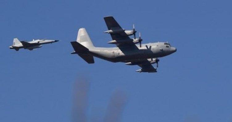 Japonya açıklarında çarpışarak düşen uçakların ikinci mürettebatı da bulundu