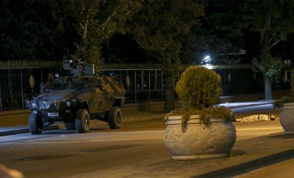 Zırhlı araçta katledilen şehidin kimliği belli oldu