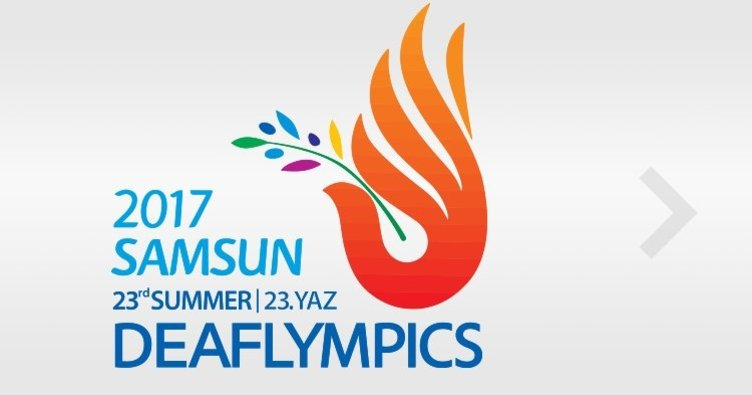 Deaflympics 2017 A Spor'da!