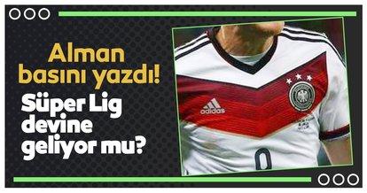 Andre Schürrle Süper Lig devine geliyor mu? Alman basını açıkladı