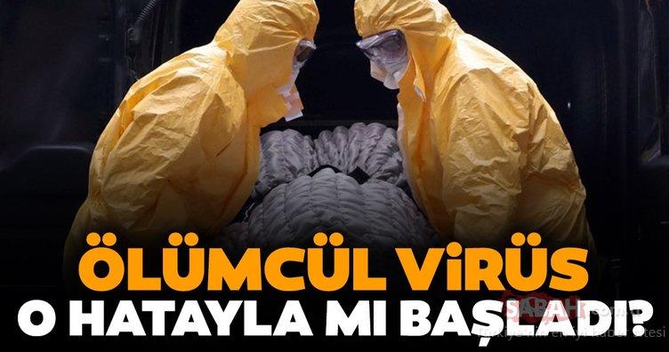 Son dakika Corona virüs haberi şoke etti! ABD istihbaratı 28 Mart 2018'de...