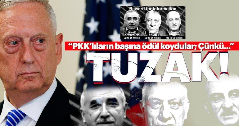 ABD'nin PKK kararı Suriye'de kalabilmesi için uluslararası kamuoyuna bir tuzak mı?