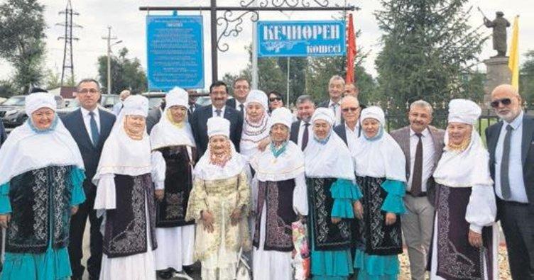Kazakistan'a Keçiören Caddesi