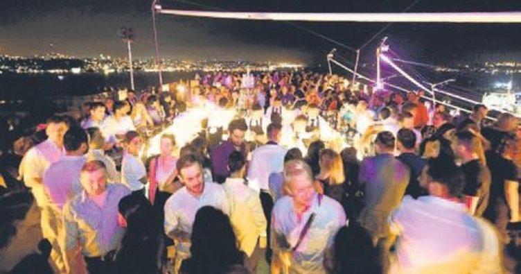 İstanbul eğlencesine yeni bir soluk