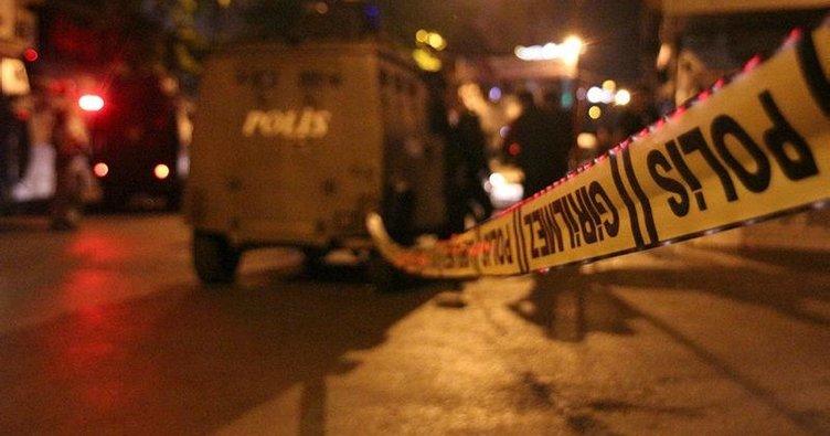 Beyoğlu'nda polise silahlı saldırı