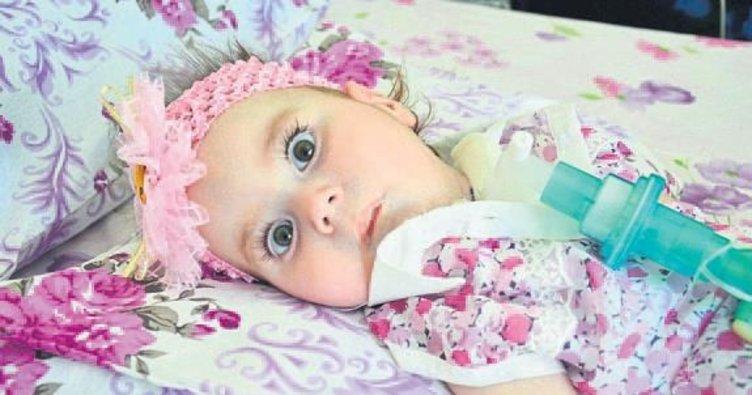 SMA hastası Zeynep bebek hayata tutunamadı