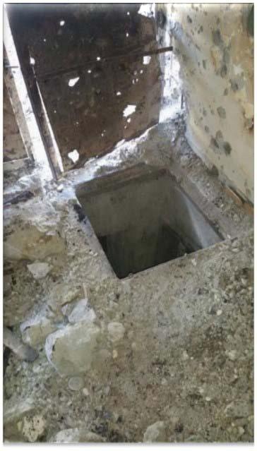 PKK'nın sığınaklarında tıbbi malzeme, jeneratör ve gıda malzemeleri bulundu