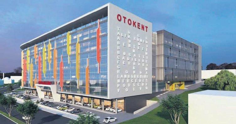 Otokent Ankara'da yer kalmadı
